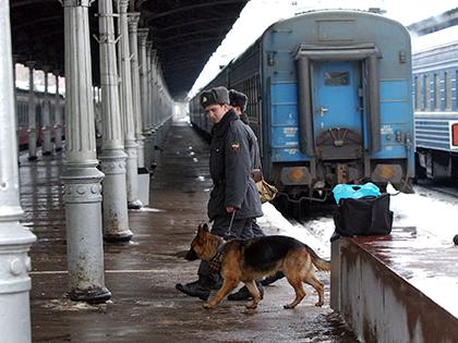 В пятницу неизвестный сообщил о бомбе на Курском вокзале // Александр Щемляев / Global Look Press