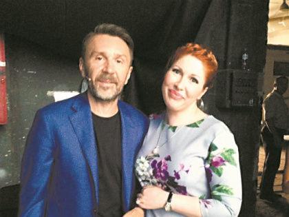 Сергей Шнуров и Алена Ал-Ас // Instagram