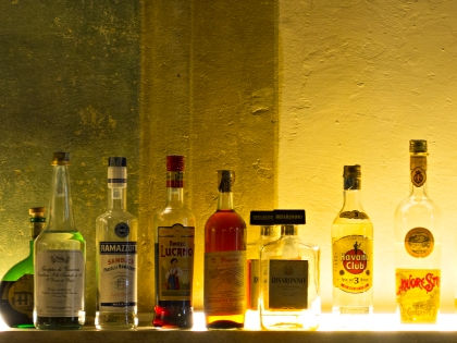Алкоголь // Global Look