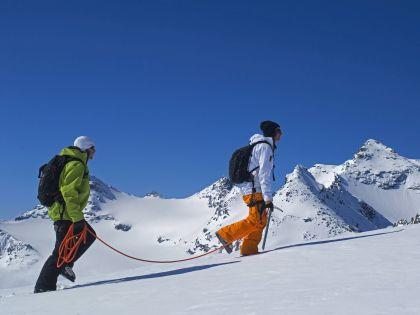 МЧС Бурятии советует альпинистам покинуть опасные районы // Global Look Press