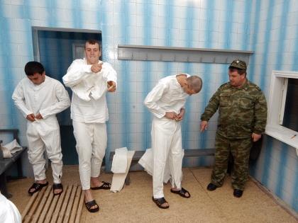 Призывной пункт в Ростовской области // Viktor Pogontsev/Russian Look