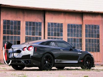 Alpha Omega GT-R // amsperformance.com