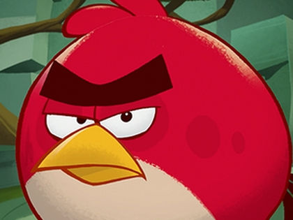 Angry Birds Red // angrybirds.com