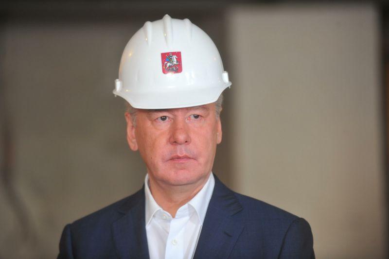 Сергей Собянин // Pravda Komsomolskaya / Russian Look