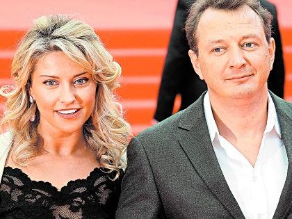 Екатерина Архарова и Марат Башаров // Russian Look