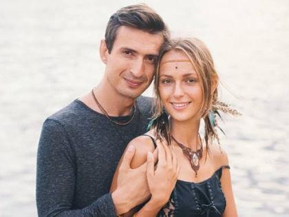 Алексей Гаврилов с женой Мариной // личный архив