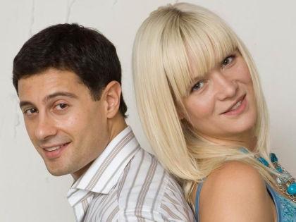 Антон и Виктория Макарские // семейный архив
