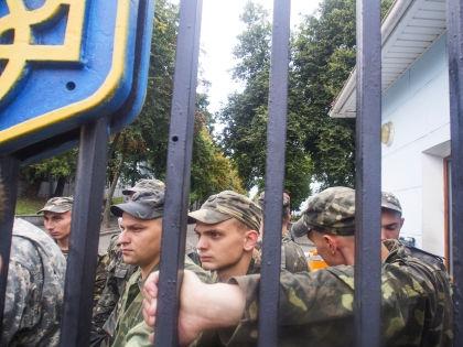 Военнослужащие на Украине // Igor Golovniov/Global Look