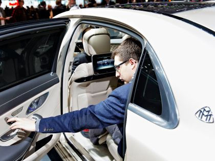"""""""Рынок luxury в принципе изолирован от кризиса"""" // Petr Mlch / Global Look Press"""