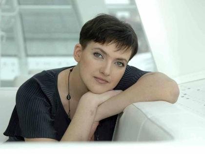 Надежда Савченко // архив редакции
