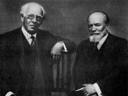 Константин Станиславский и Владимир Немирович-Данченко // Russian Look