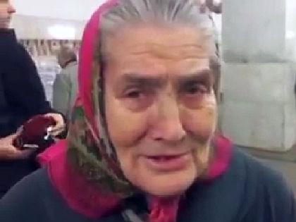 Баба Лида // кадр Youtube.com