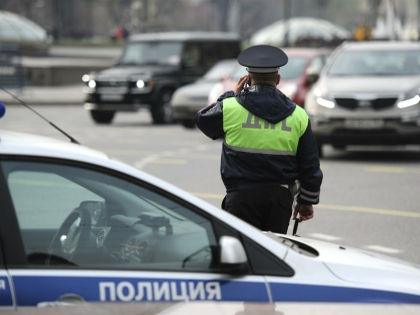 ДПС // Антон Белицкий / Russian Look