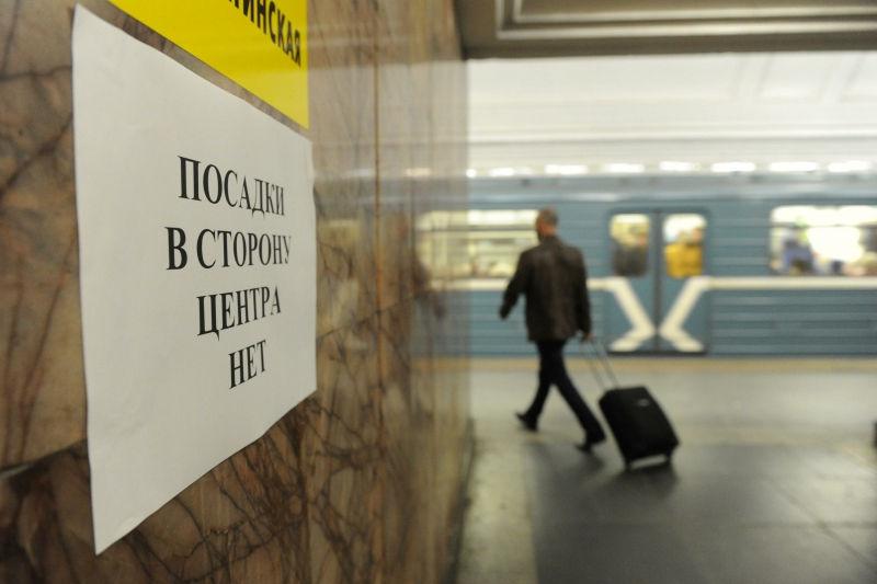 Некоторые станции Замоскворецкой линии метро будут закрыты // Anton Belitsky / Russian Look