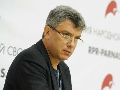 Борис Немцов // Антон Белицкий / Russian Look
