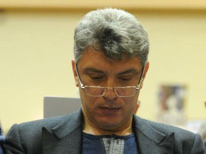 Борис Немцов был убит вечером 27 февраля в самом центре Москвы напротив Кремля // Антон Белицкий / Russian Look