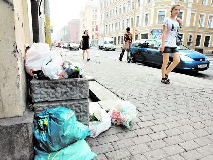 Еще немного мусора – и можно претендовать на победу // PhotoXpress