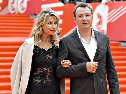 Марат Башаров с женой // ИТАР-ТАСС