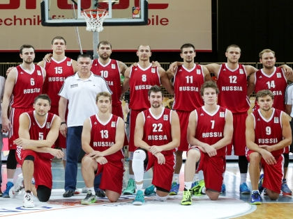 Сборная Росии по баскетболу // Global Look