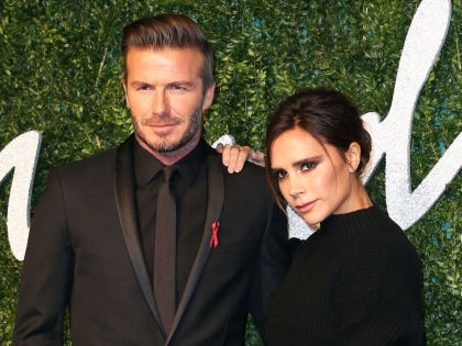 Дэвид и Виктория Бэкхем // Global Look Press