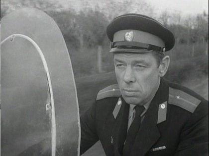 Георгий Жженов // кадр из фильма