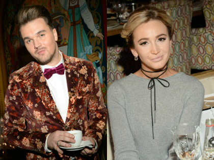 Александр Панайотов и Ольга Бузова // Global Look Press