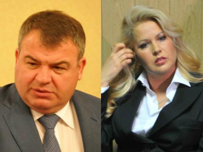 Анатолий Сердюков и Евгения Васильева // Global Look Press