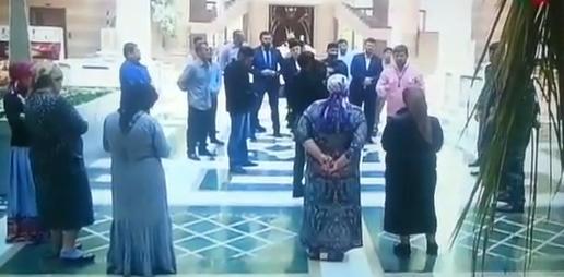 Кадыров отчитал чеченских сплетников // Кадр Youtube