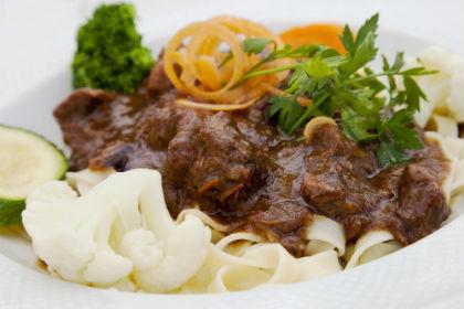 Блюдо из мяса // Global Look Press