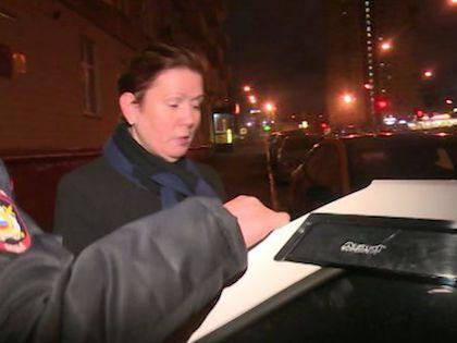 Наталья Шарина // Стоп-кадр РЕН ТВ