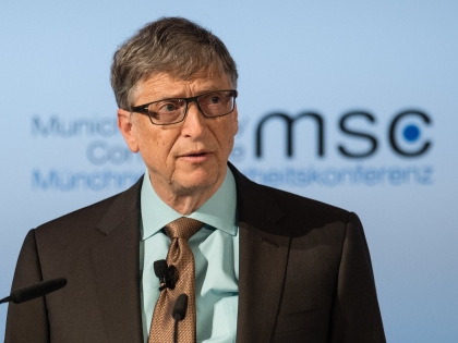 Билл Гейтс предложил ввести налог на роботов // Маттиас Балк / Global Look Press