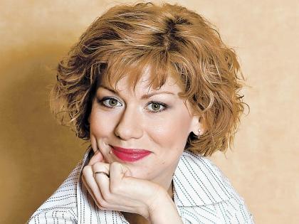 Елена Бирюкова // из личного архива