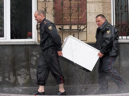 Похитители задержаны – как выяснилось, мужчины уже были ранее судимы // Максим Богодвид / Russian Look