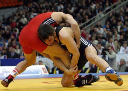 Чемпионат России по борьбе не прошел без скандала // Igor Kritskiy/Global Look Press