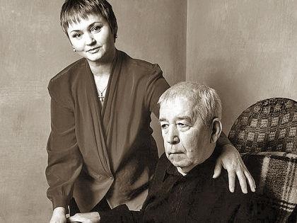 Борислав Брондуков c женой Екатериной // из личного архива семьи Брондуковых