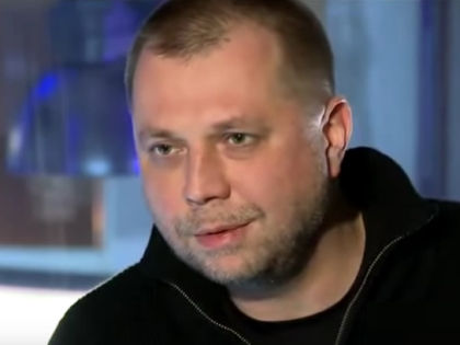 Александр Бородай // Кадр YouTube