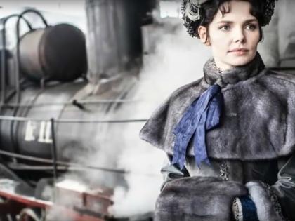 Лиза Боярская в роли Анны Карениной // Стоп-кадр YouTube