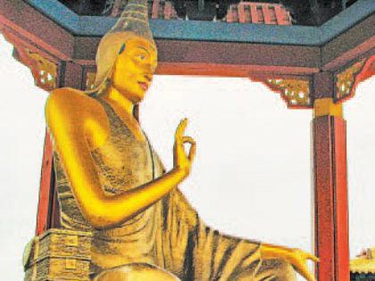 Калмыкия — единственный в европейской части регион, где исповедуется так называемый тибетский буддизм // Shutterstock