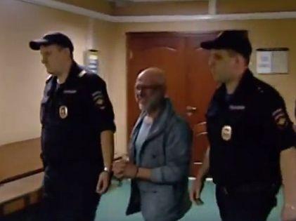 Алексей Малобродский в суде // стоп-кадр / Youtube