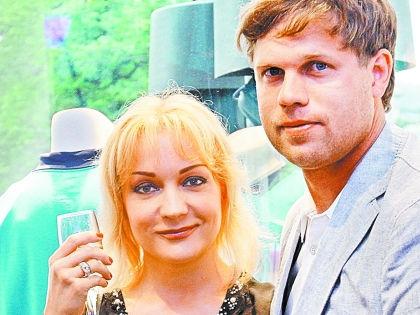 Татьяна Буланова с мужем // PhotoXpress