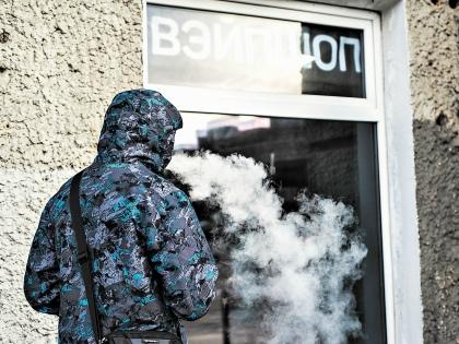 «В результате распада курительных смесей, на которых работают вейпы, образуются токсические вещества» // Мария Булгакова