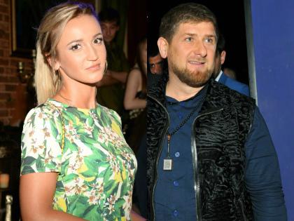 Ольга Бузова и Рамзан Кадыров // Global Look Press