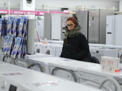 Эксперт: Цены на электронику и бытовую технику снизятся на 10–15% не раньше мая // Anton Belitsky / Russian Look