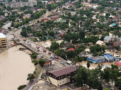 Наводнение в Крымске в 2012 году // 23.mchs.gov.ru / ГУ МЧС РФ по Краснодарскому краю
