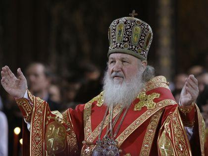 Патриарх Кирилл // Russian Look