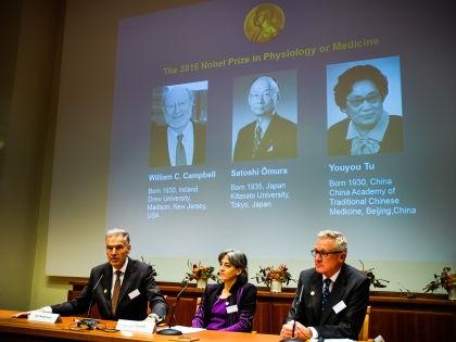 Заседание Нобелевского комитета 5 октября // Кадр YouTube