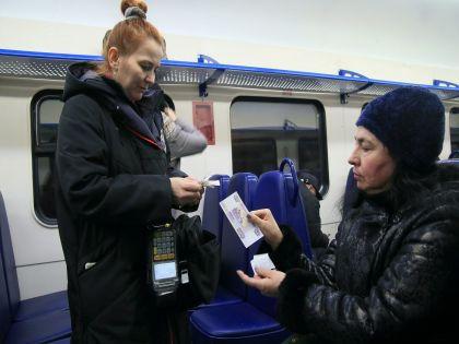 От 25 до 30% пассажиров пригородных поездов ездят без билетов // Замир Усманов / Russian Look