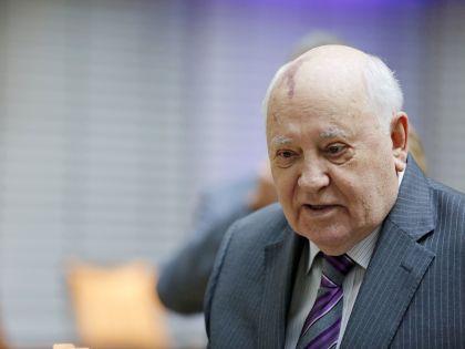 Первый президент СССР Михаил Горбачёв //   Global Look