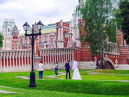 Царицыно // Russian Look