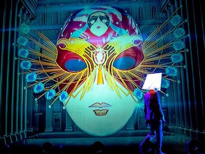 """""""Золотая маска"""" превратилась в соревнование? // goldenmask.ru"""